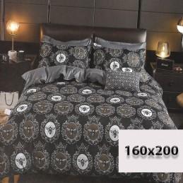 Elegancka pościel we wzory 160/200