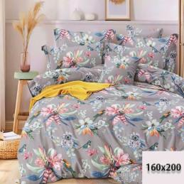 Kolorowa pościel 160x200