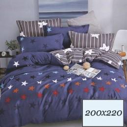 Pościel w gwiazdy 200x220
