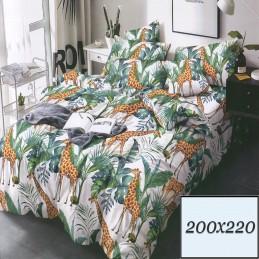 Pościel żyrafy 200x220