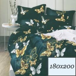 Motylki 180x200