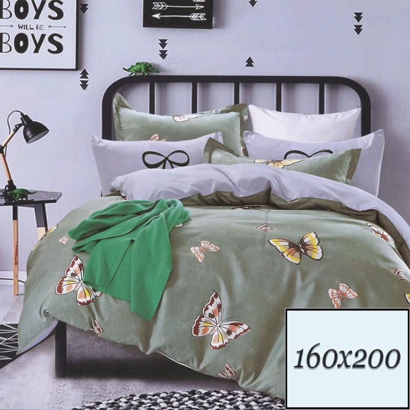 Pościel z motylkiem 160x200