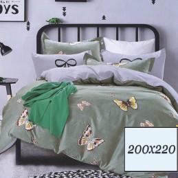 Pościel z motylkiem  200x220