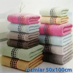 Ręcznik frotte 50x100 100% bawełniany wz12