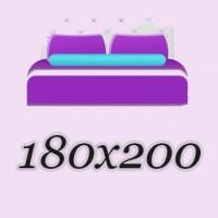Pościel 180x200 3d Pościel satyna bawełniana 180x200