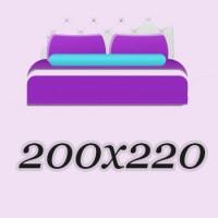 Pościel 200x220 3d Pościel satyna bawełniana 200x220