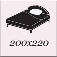 Prześcieradło 200x220